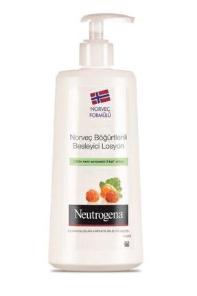 Neutrogena Norveç Böğürtlenli Vücut Losyonu 400 ml