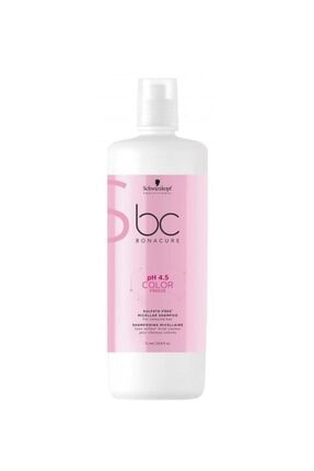 Bonacure Ph 4.5 Renk Koruma Sülfatsız Şampuan 1000 ml 4045787426427