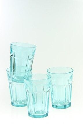 Arma House 4 Adet Mavi Meşrubat Bardağı 365cc