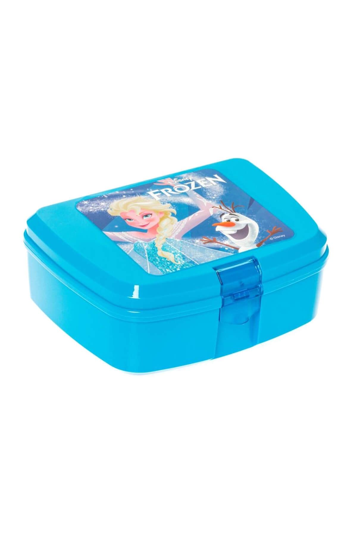 Frozen İki Bölmeli Beslenme Kutusu Hrv161277-073 / 1