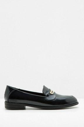Koton Kadın Siyah Ayakkabı 6KAL25077AA