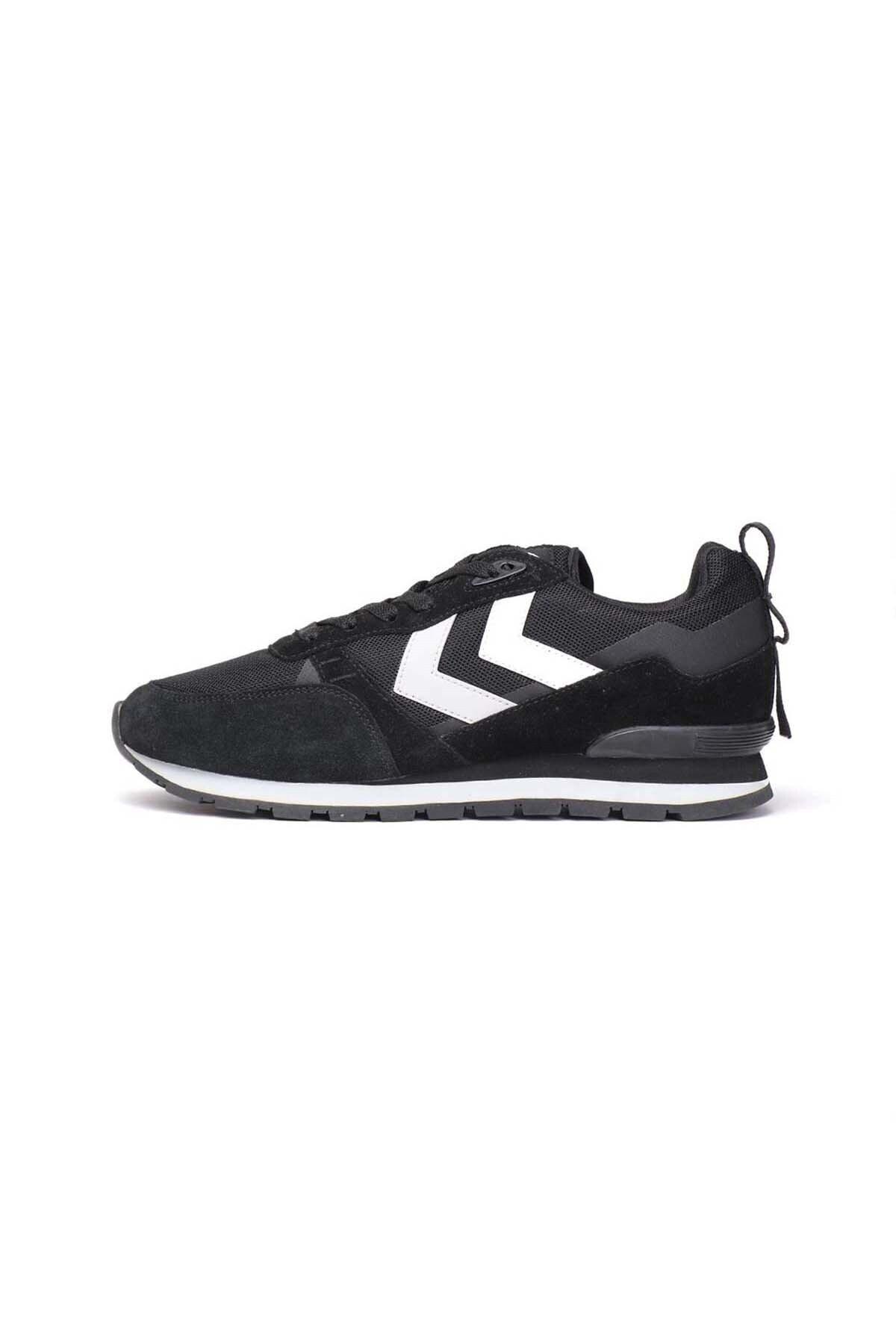 HUMMEL HML THOR Siyah Erkek Sneaker Ayakkabı 101085934 1