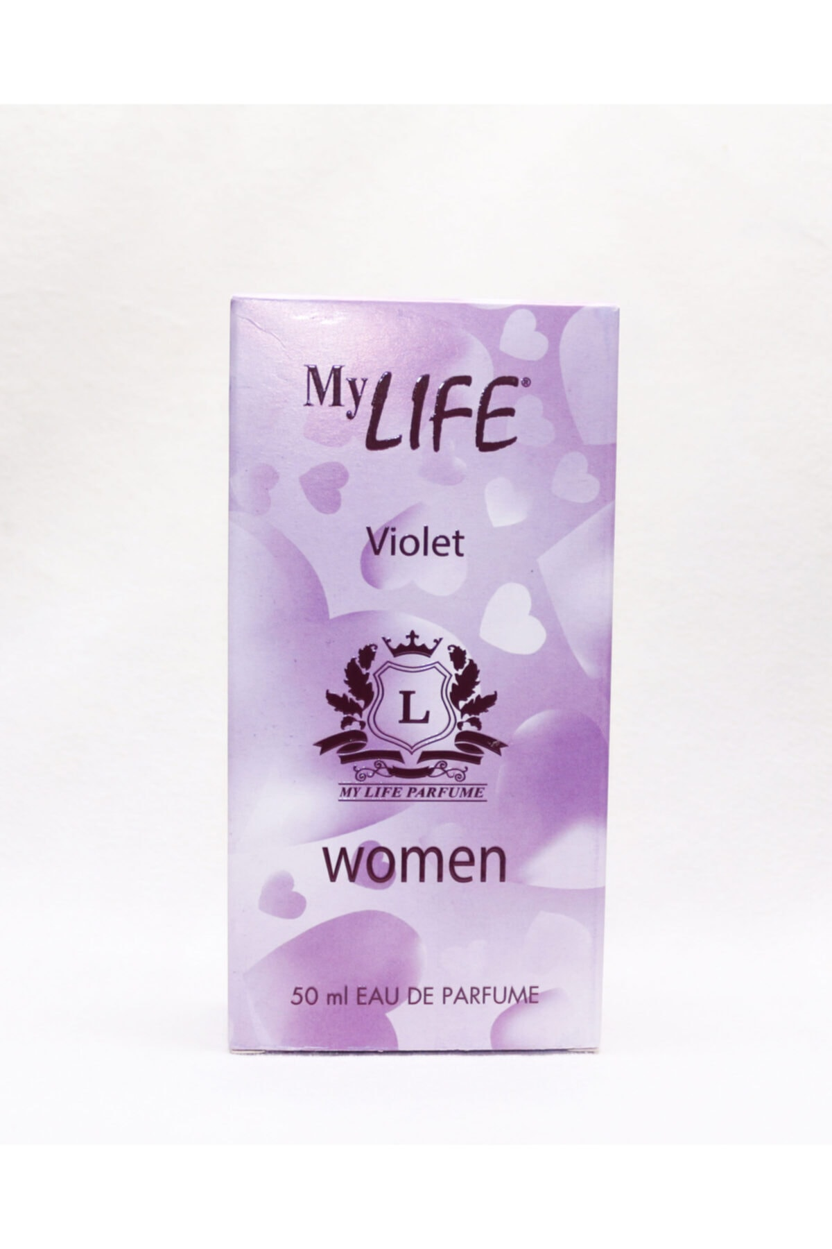 My Life Parfume Vıolet 50 ml Women Parfume 2