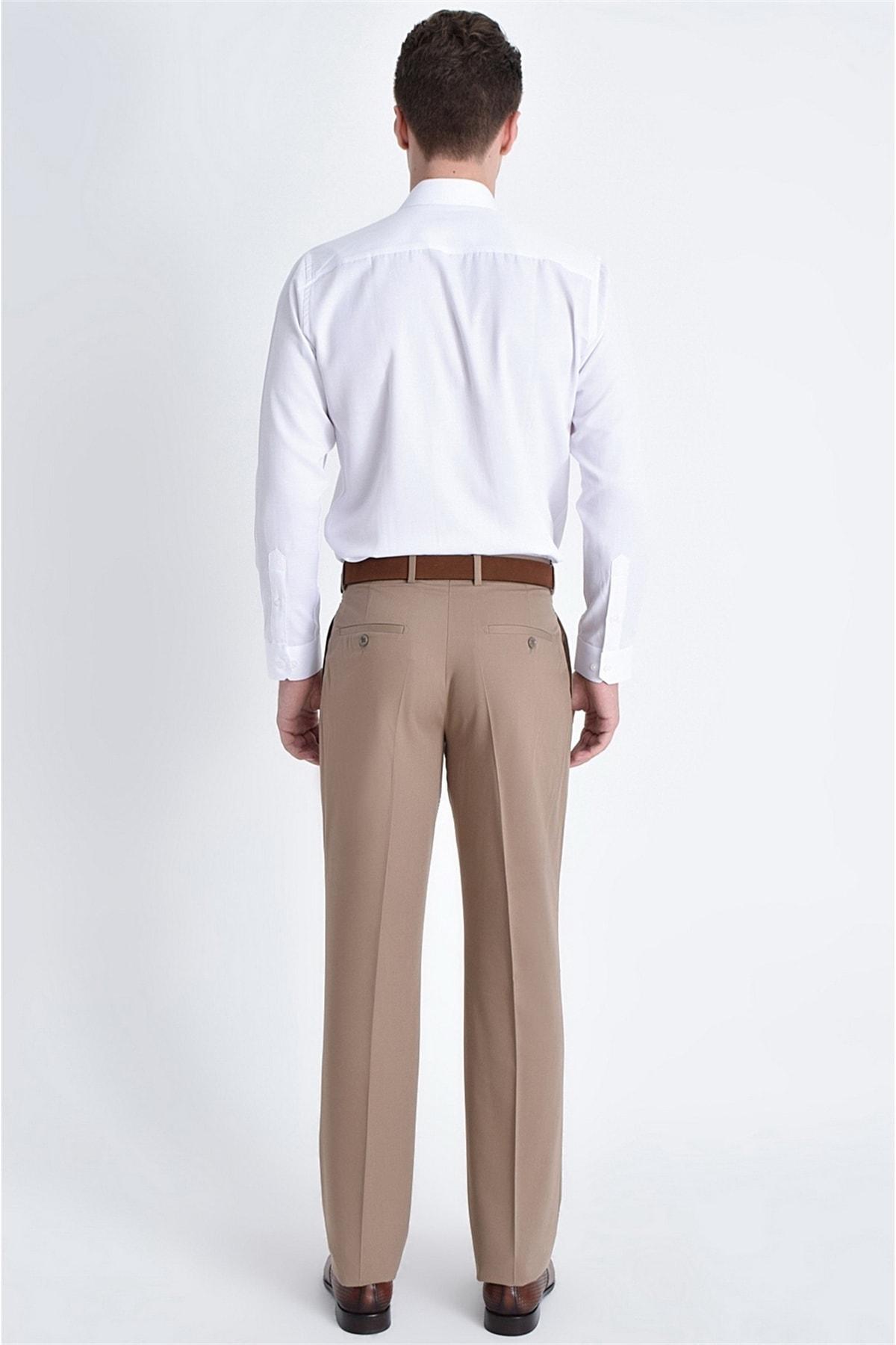 Efor Erkek Bej Altro Pantolon 041 2