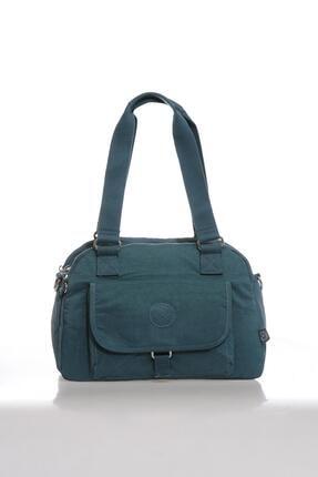 SMART BAGS Kadın Buz Mavi Omuz Çantası Smbk1122-0050