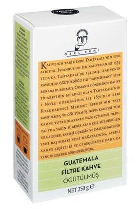 Mehmet Efendi Özel Seri Guatemala Filtre Kahve 250 gr