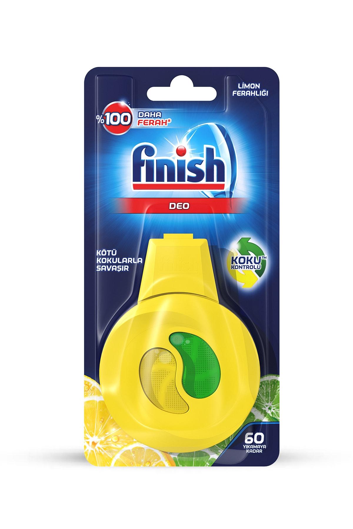 Finish Limonlu Bulaşık Makinesi Koku Giderici 2