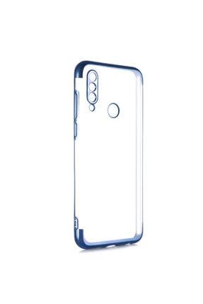 Meizu M10 Silikon Kılıf (ultra Ince) Mavi