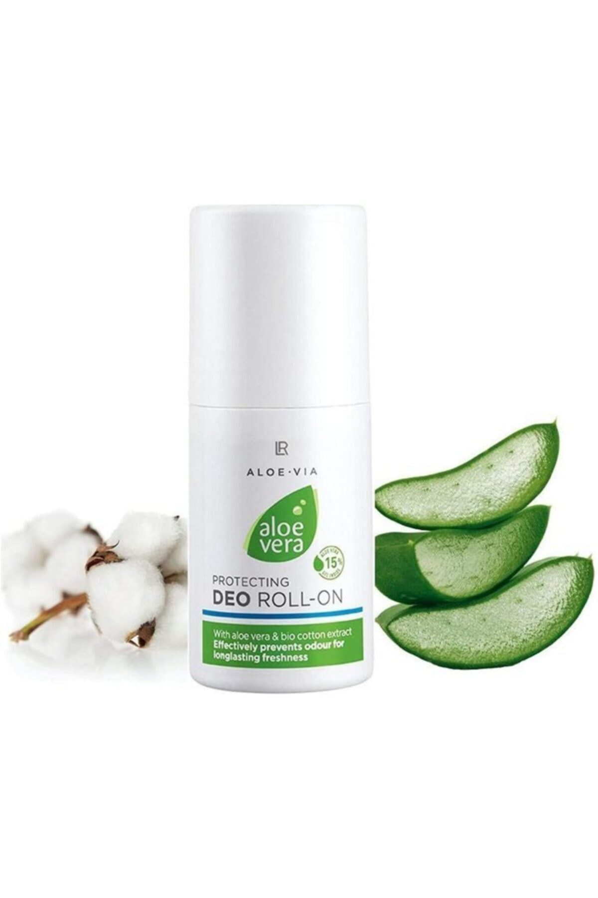 LR Aloe Via Deo Roll-on 50 ml Yeni Üretim 2