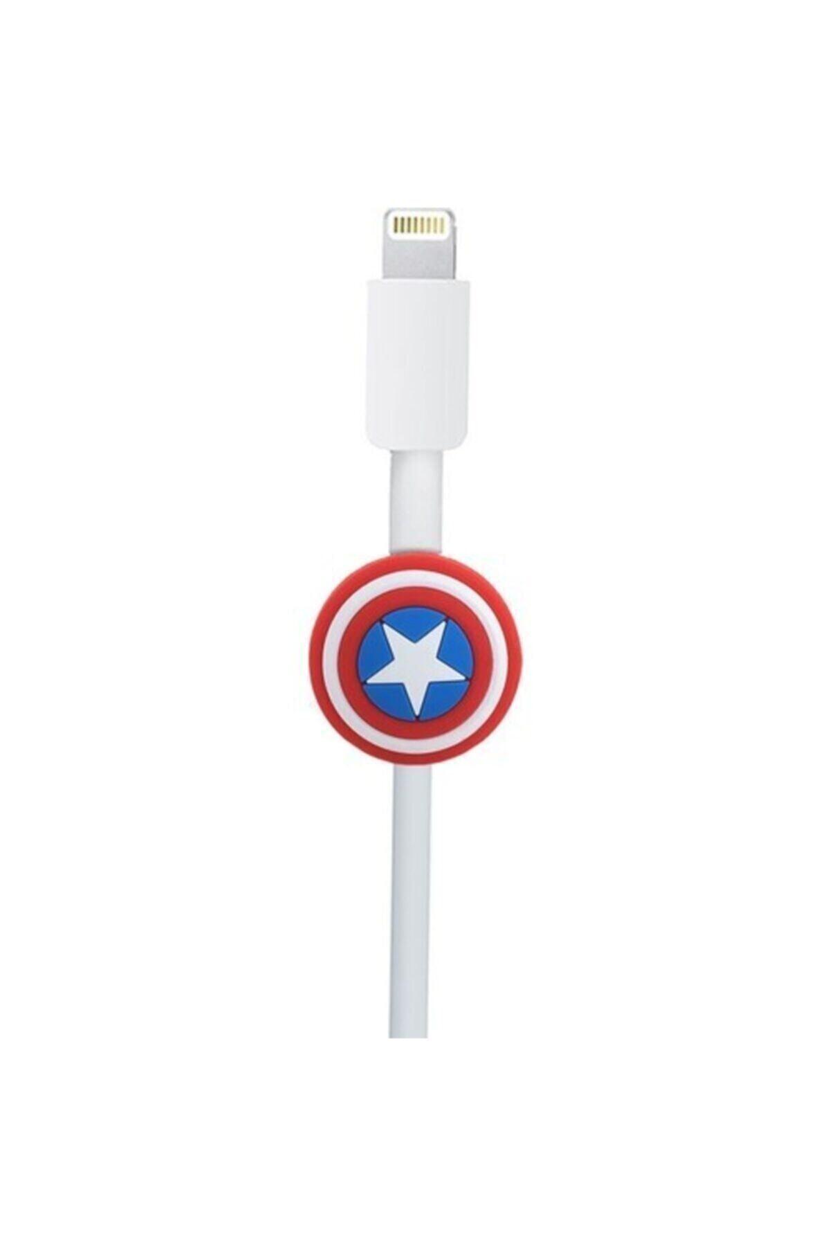 MY MÜRDÜM Kaptan Amerika Kablo Koruyucu 1