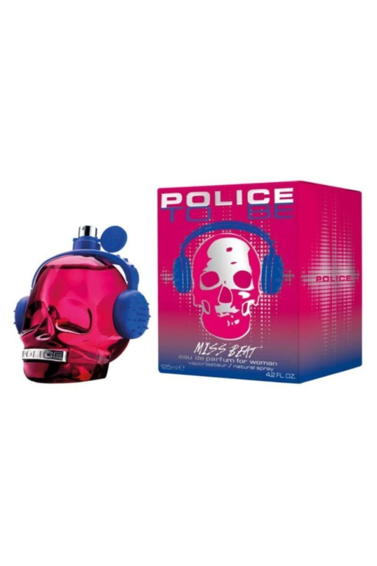 Police To Be Miss Beat Edp 125 ml 1
