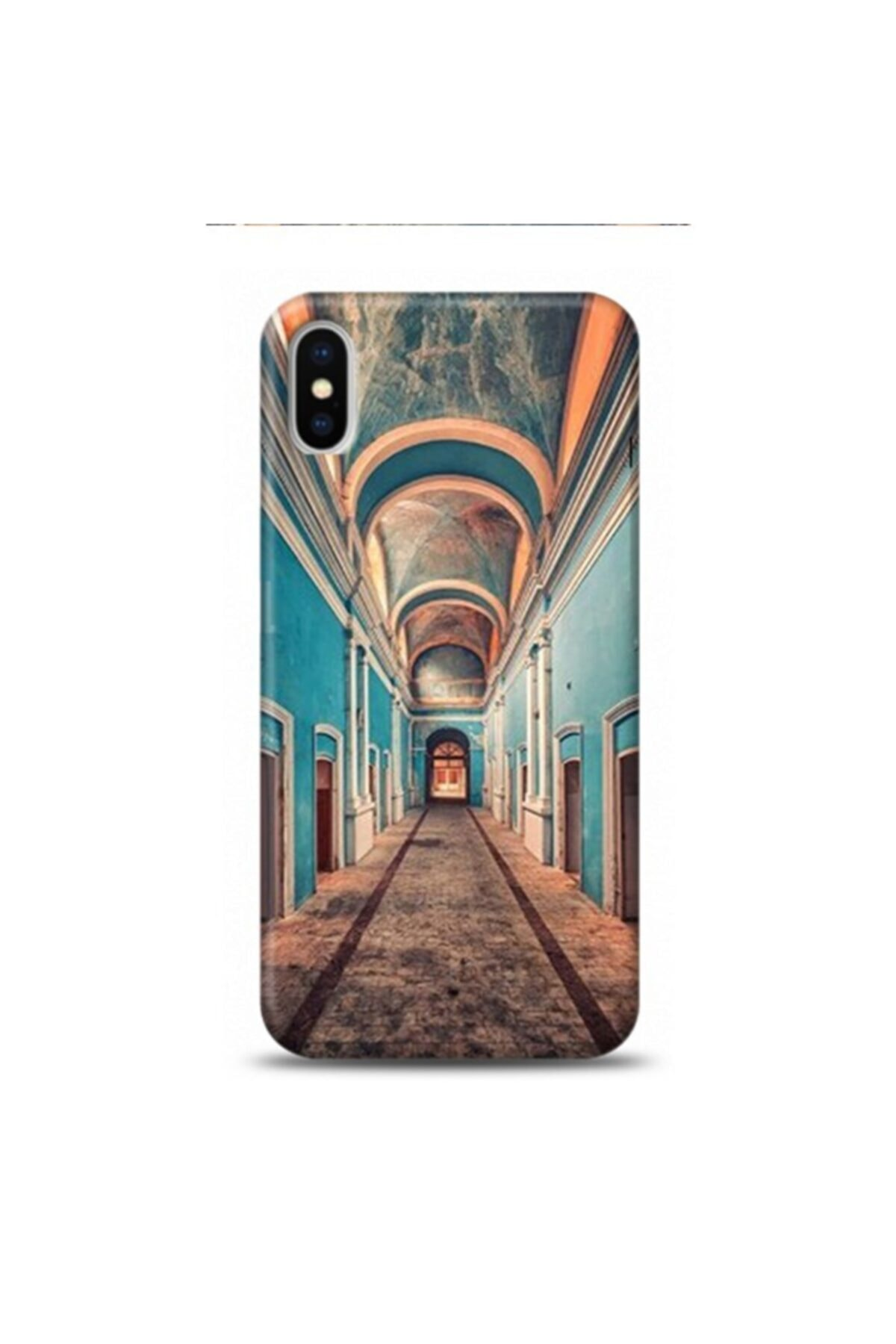 EXCLUSIVE Apple Iphone Xs Beautiful Places Desenli Telefon Kılıfı 1