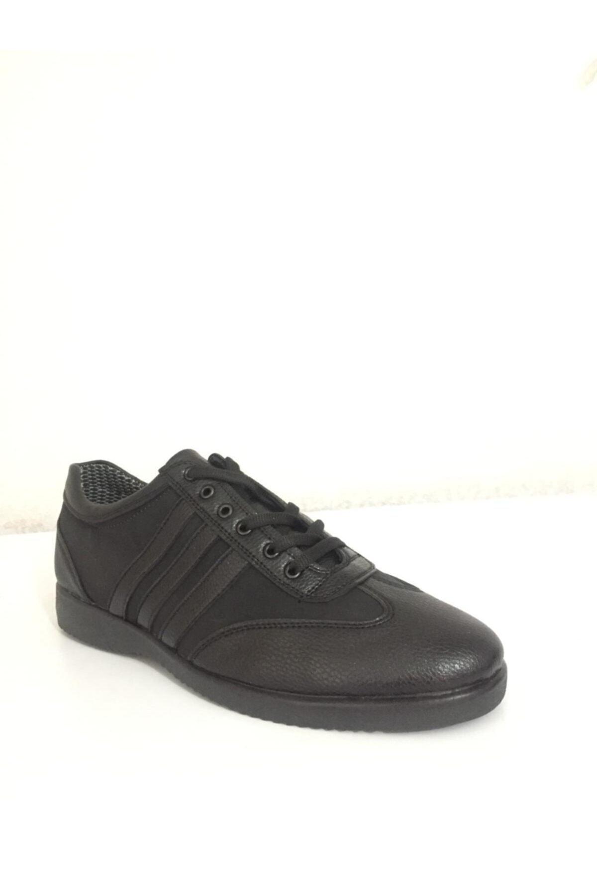 Mormo Erkek Siyah Outdoor Ayakkabı 2