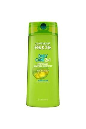 Garnier Fructis 2in1 Günlük Bakm Şampuan 650ml