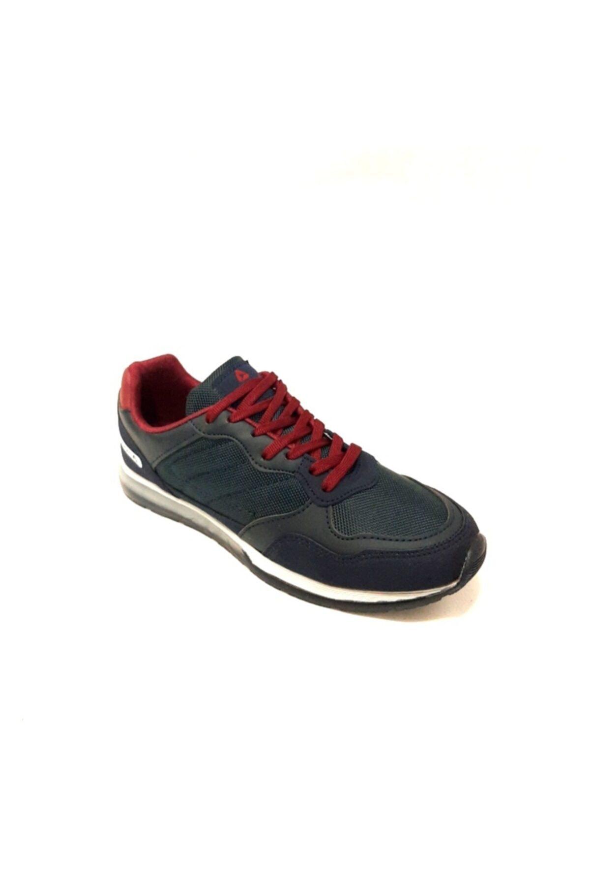 LETOON Jel Taban Lacivert Erkek Spor Ayakkabı 2