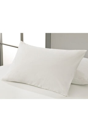 English Home Beyaz Fresh Touch Su Geçirmez Alez Yastık Kılıfı 50x70 cm