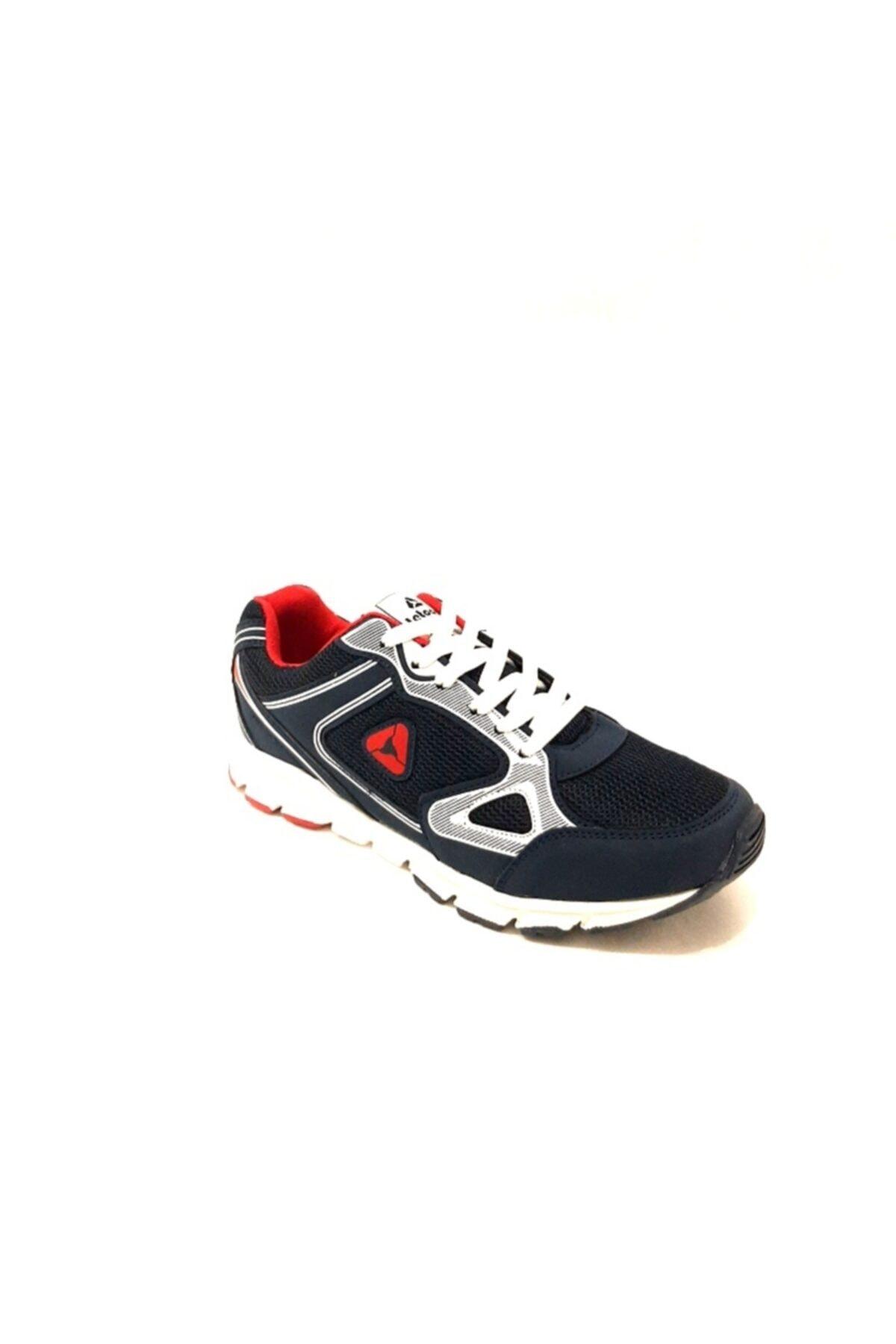 LETOON Antibakteriel Unisex Lacivert Spor Ayakkabı 2