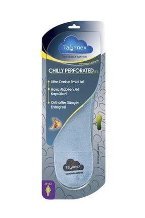 TABANEX Chilly Perforated Jel Tabanlık - Kadın