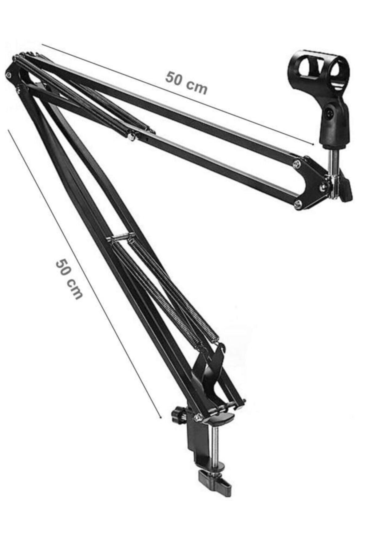 Lastvoice Nb40 Stüdyo Masa Mikrofon Standı (50x50 Büyük Boy) 2