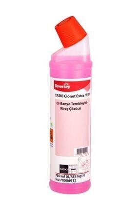 Diversey Taskı Clonet Extra Kireç Çözücü/banyo Temizleyici