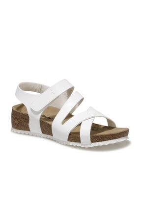 Polaris 315623.Z 1FX Beyaz Kadın Sandalet 101016717