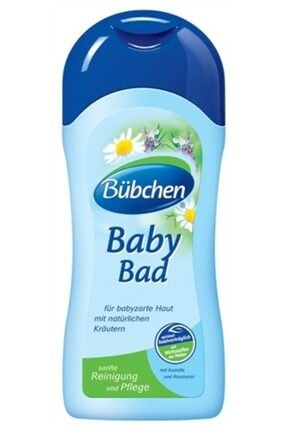 Bübchen Bebek Banyo Köpüğü Baby Bad 200 ml Yeni