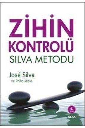 Alfa Yayınları Zihin Kontrolü / Silva Metodu