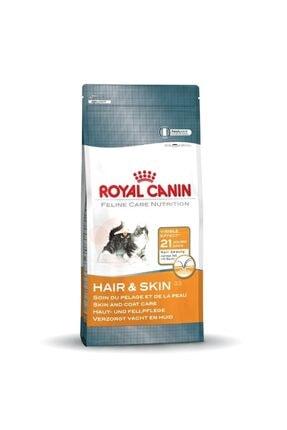 Royal Canin Hair Skin Hassas Tüylü Kediler Için Mama 2 kg