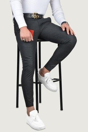 Terapi Men Erkek Keten Pantolon 8k-2200133-002-2 Siyah