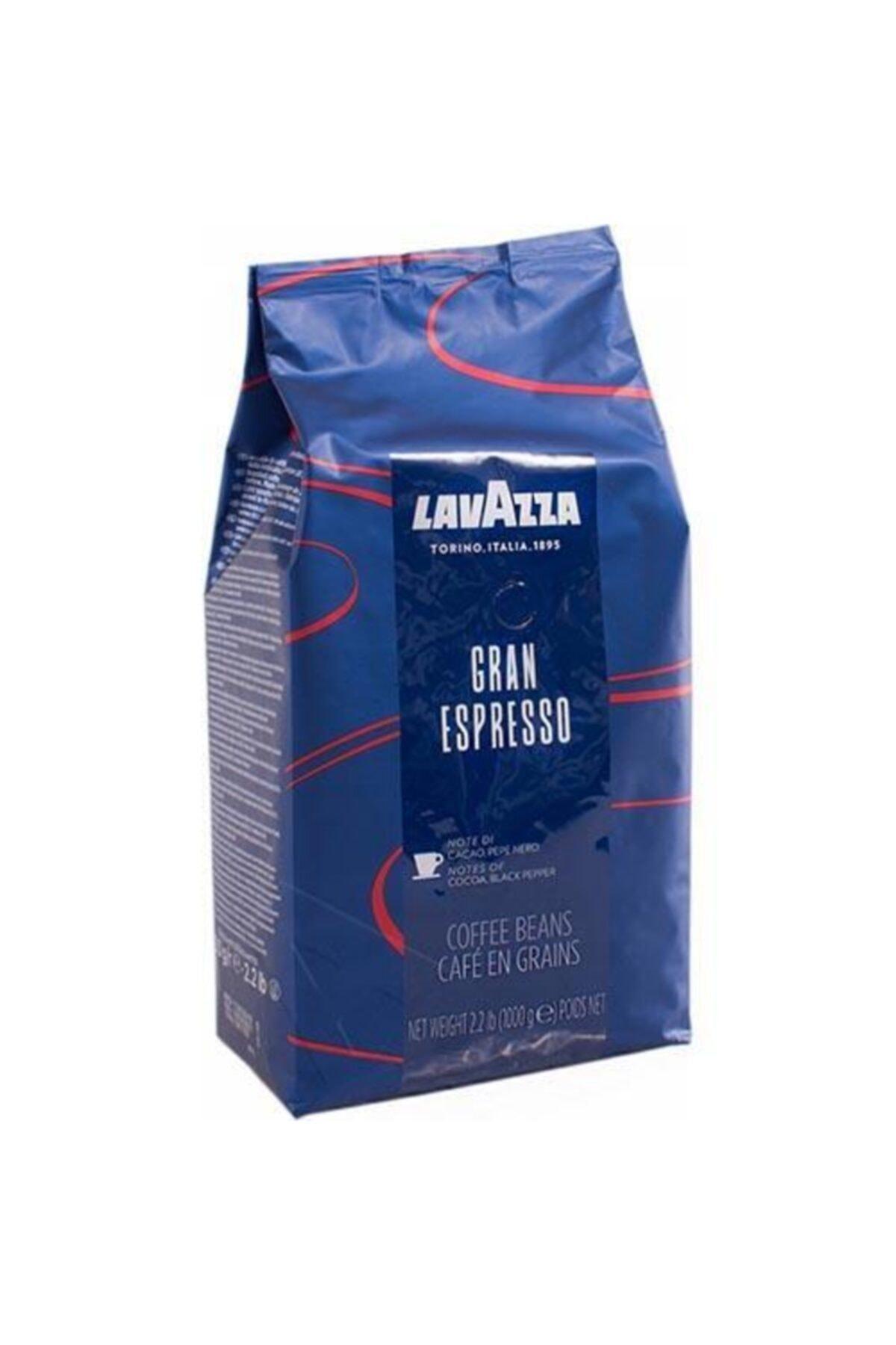 LavAzza Gran Espresso Blue Çekirdek Kahve 1 Kg 2
