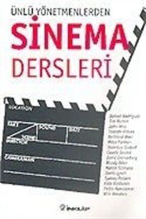 İnkılap Kitabevi Ünlü Yönetmenlerden Sinema Dersleri