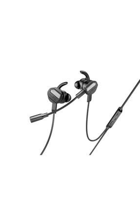 Rampage Rm-k35 Loyal 3,5mm Gaming Siyah Kulak Içi Mikrofonlu Kulaklık