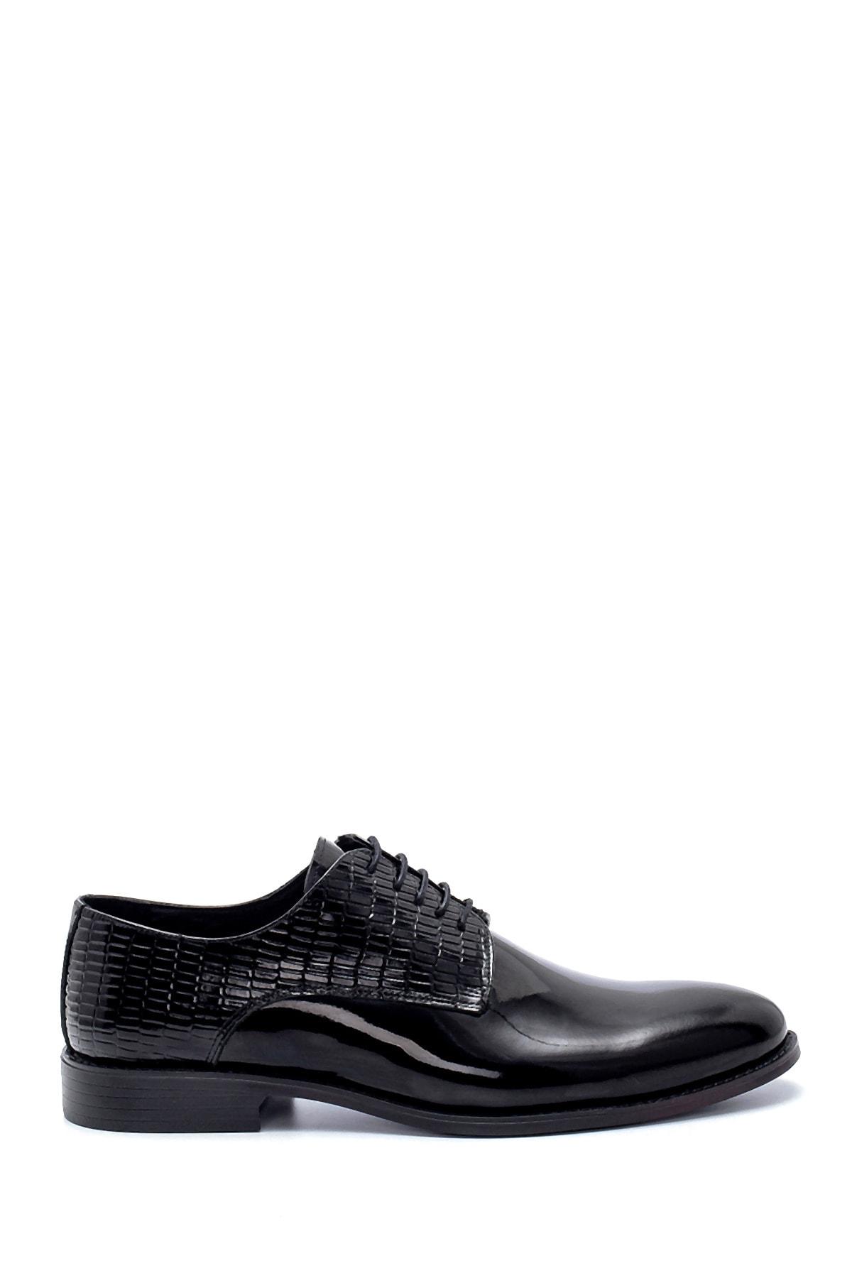 Derimod Erkek Deri Rugan Klasik Ayakkabı 1
