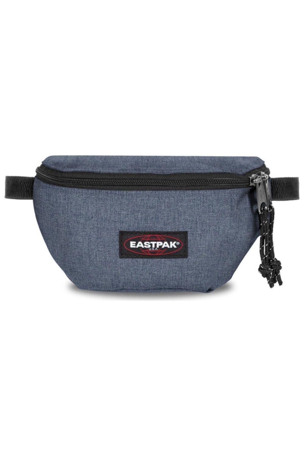 Eastpak Springer Crafty Jeans Unisex Bel Çantası Ek07442x 1