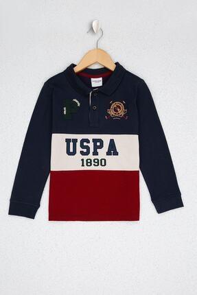 U.S. Polo Assn. Lacıvert Erkek Cocuk Sweatshirt