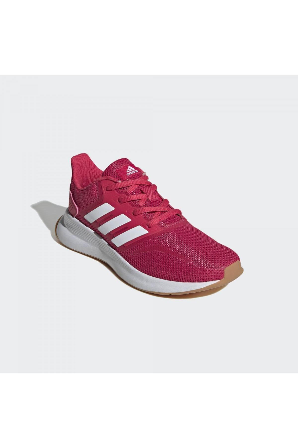 adidas Kadın Pembe Spor Ayakkabı Runfalcon 2