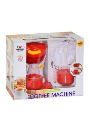 Bircan Oyuncak Pilli Kahve Makinesi 0807-7216