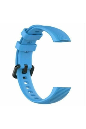 Tiegem Huawei Honor Band 4 Kordon Saat Kayışı Mavi