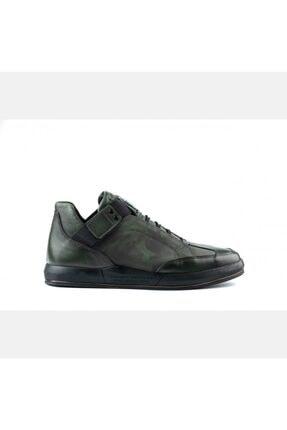 MARCOMEN 152-10307 Haki Benfica Erkek Ayakkabı
