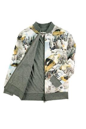 MOLO Melvıs Hover Cars Erkek Çocuk Sweatshirt