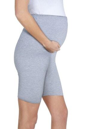 MYRA by LuvmaBelly Luvmabelly Maternity 8028 Pamuklu Hamile Şort Tayt
