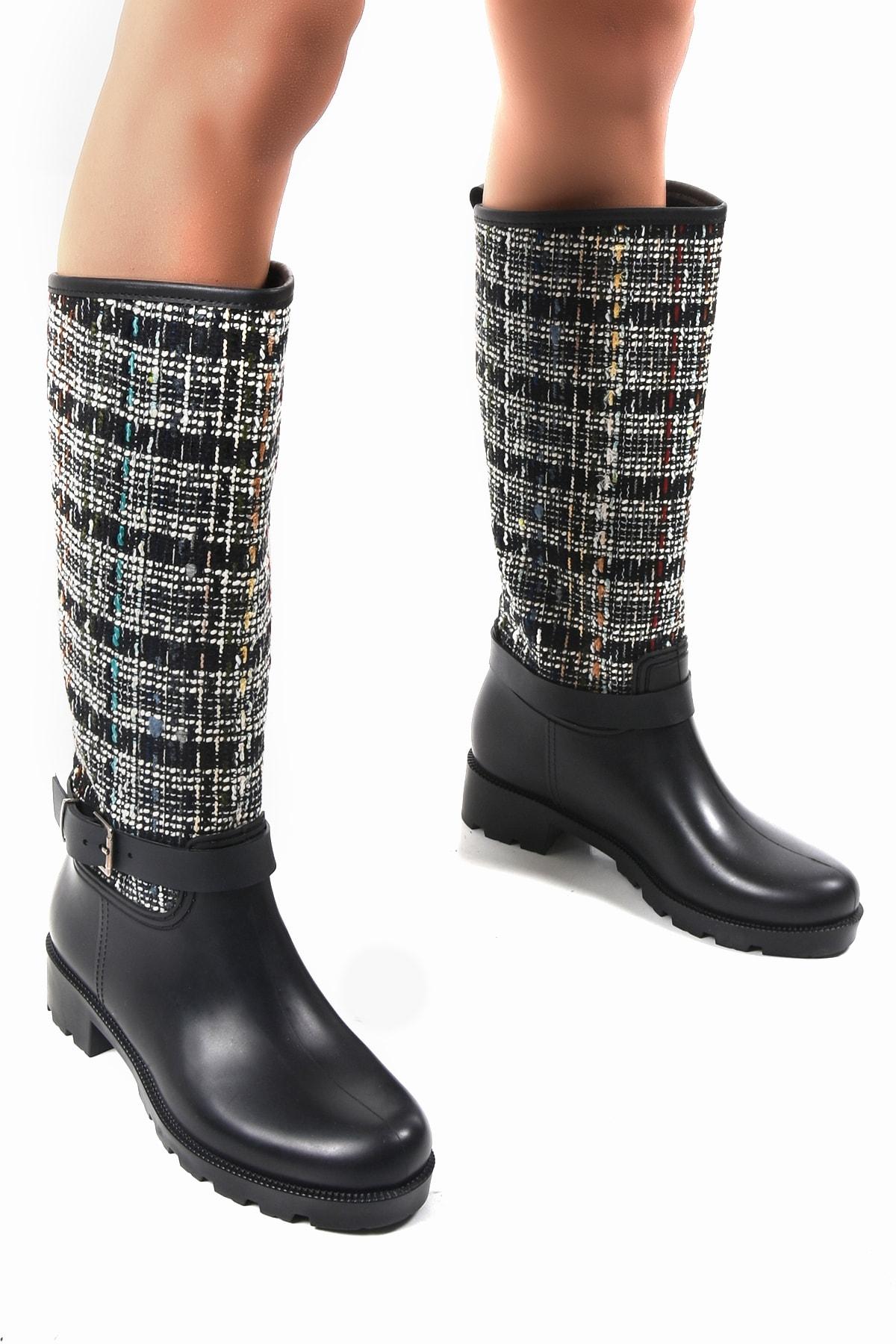 Sapin Kadın Yağmur Çizmesi 33000 1
