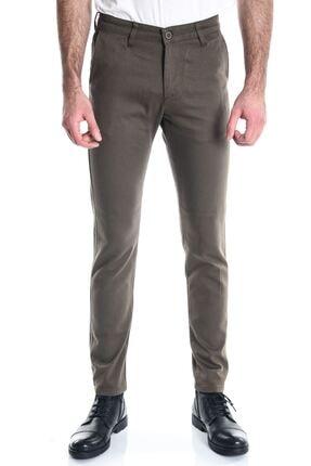LTC Jeans Haki Erkek Slimfit Chino Pantolon