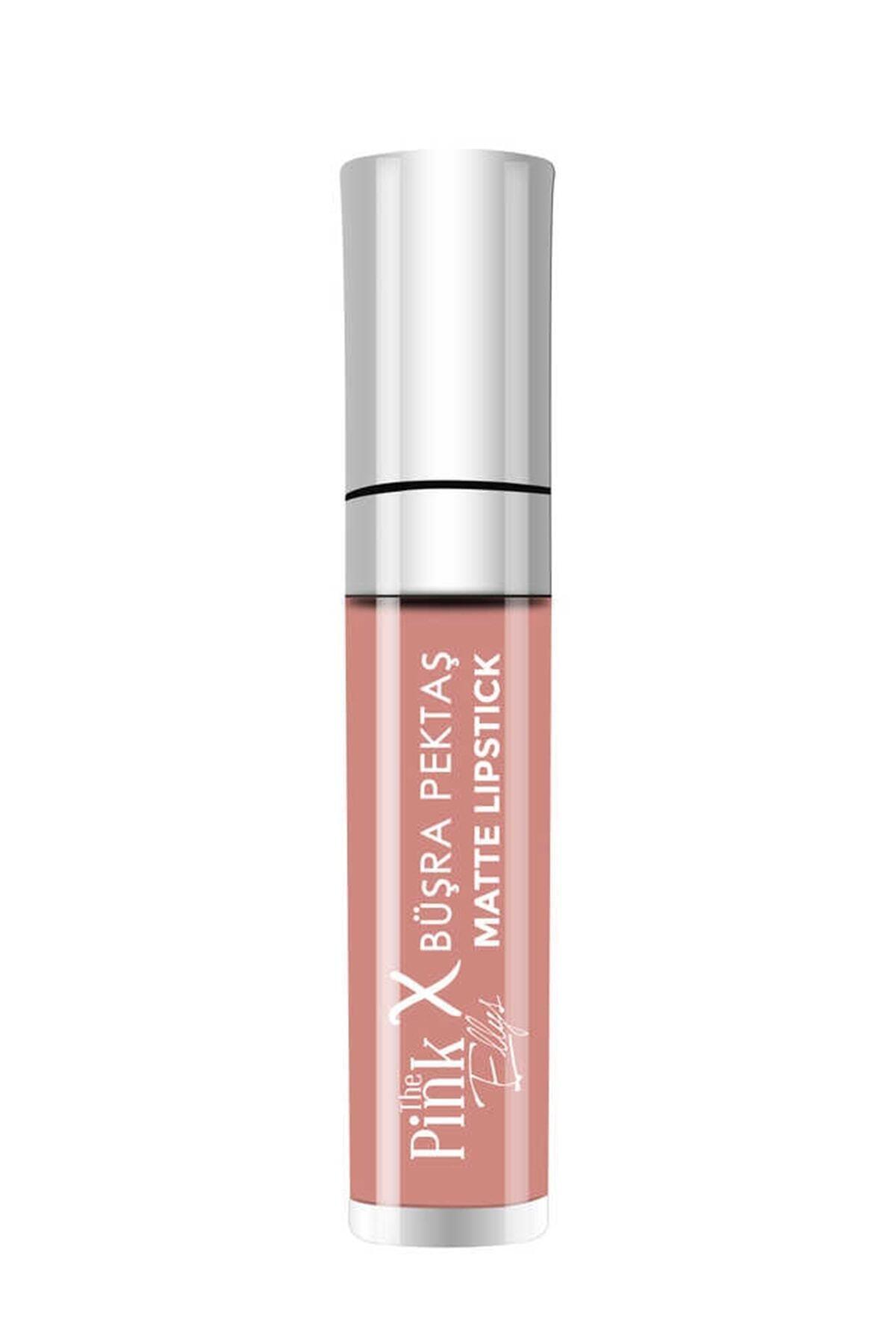 The Pink Ellys X Büşra Pektaş Matte Lipstick 1 1