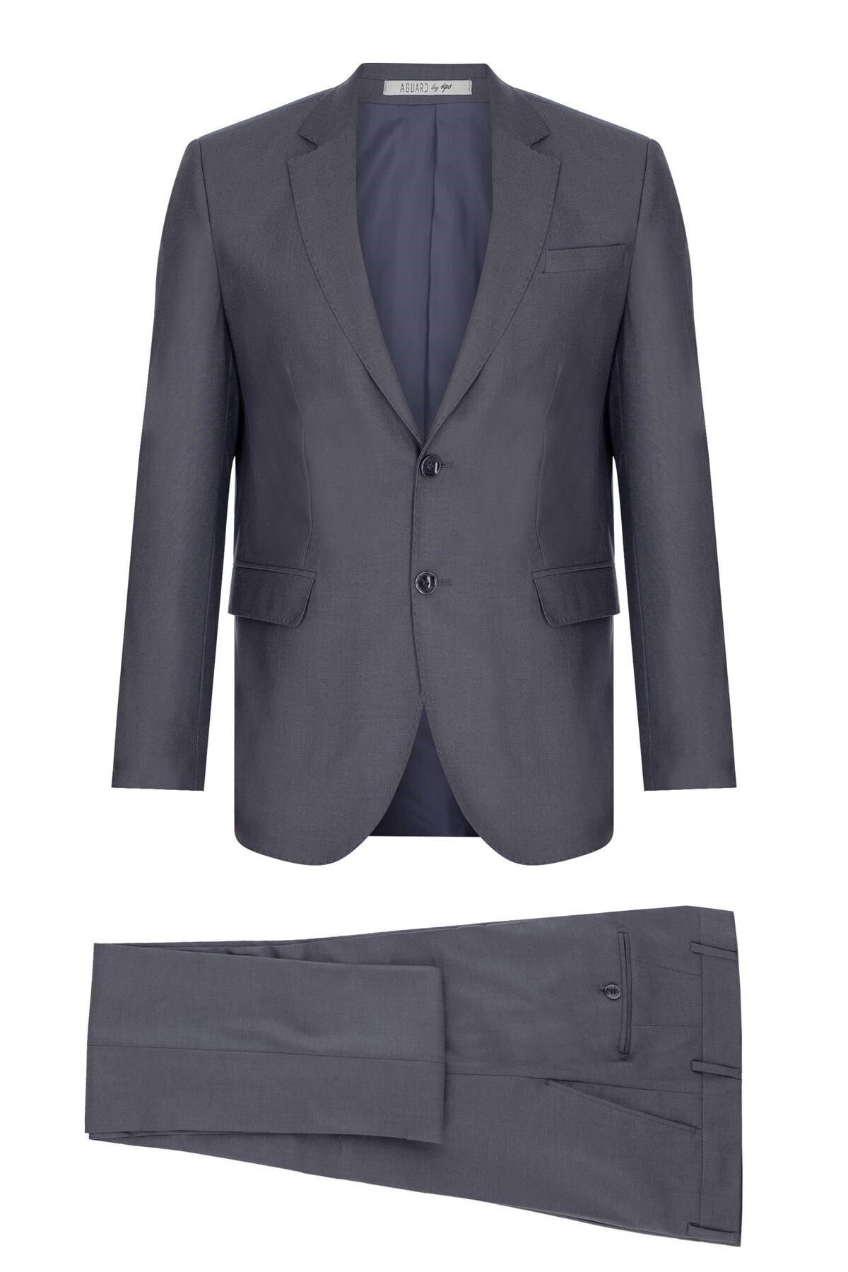 İgs Erkek Duman Barı / Geniş Kalıp Std Takım Elbise 1