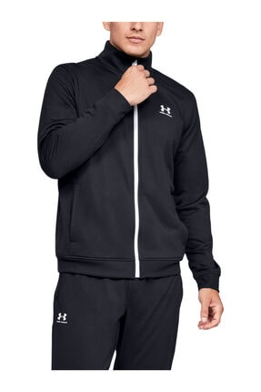 Under Armour Erkek Spor Sweatshirt - Sportstyle Tricot Jacket - 1329293-002