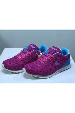 LETOON Fuşya Kadın/kız Spor Ayakkabı
