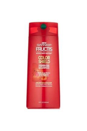Garnier Fructis Renk Koruyucu Şampuan 650ml