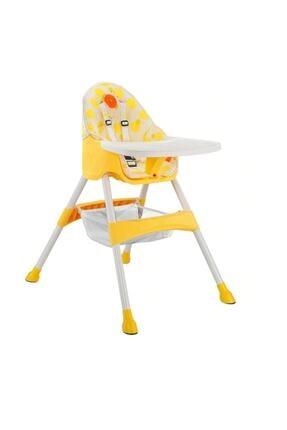 Baby2Go Sarı Practice Mama Sandalyesi 2071