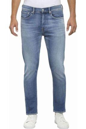 Calvin Klein Ck Erkek Athletıc Taper Jean